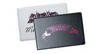Customized Vinyl Autograph Books